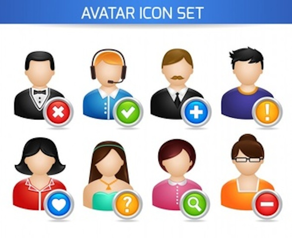 avatar-social-networks-icons