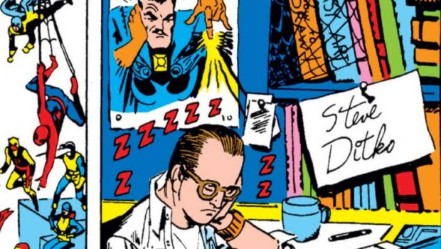 Steve-Ditko-self-portrait-620x350